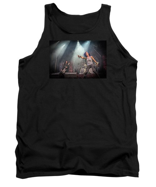 Tank Top featuring the photograph Arch Enemy by Stefan Nielsen
