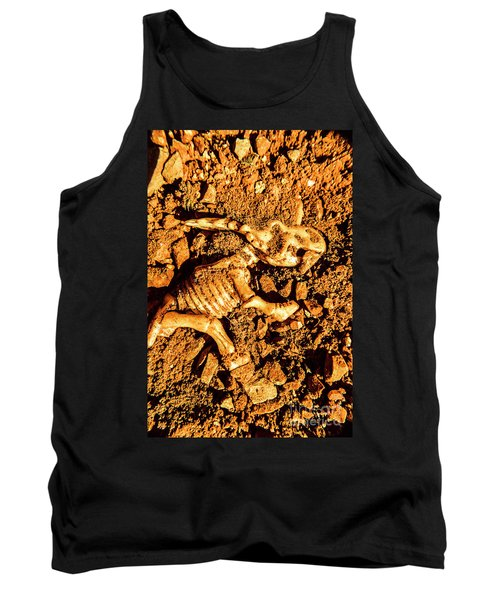 Archaeology Dig Tank Top