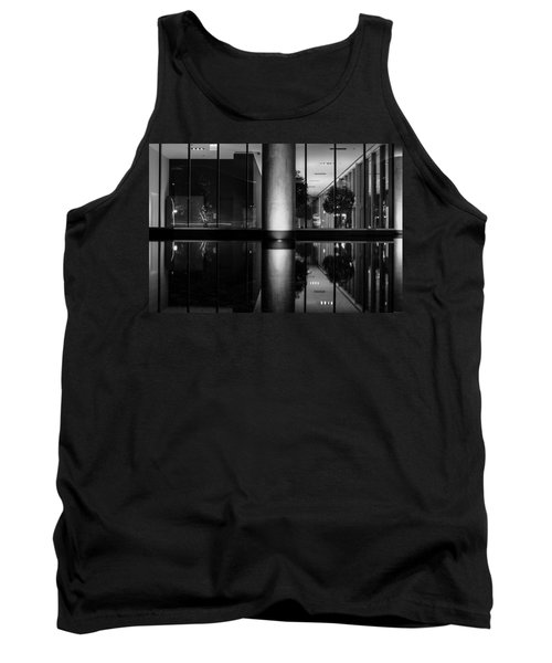 Architectural Reflecting Pool Tank Top by John McArthur