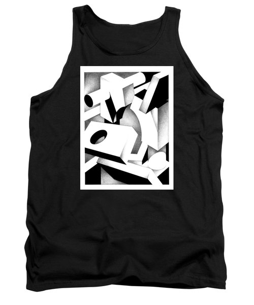 Archtectonic 10 Tank Top