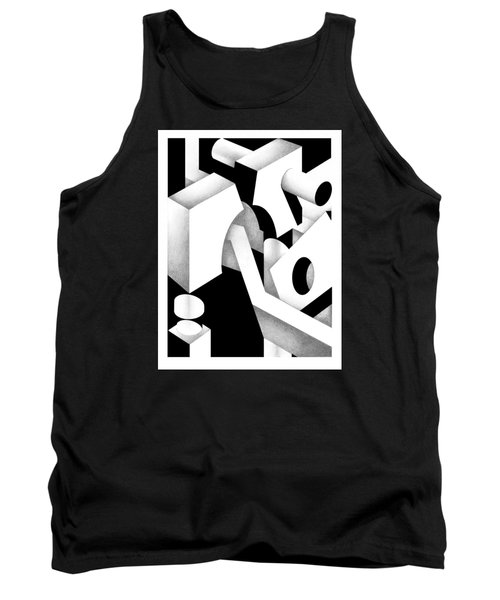 Archtectonic 11 Tank Top