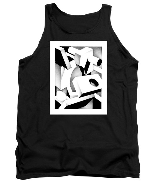 Archtectonic 2 Tank Top
