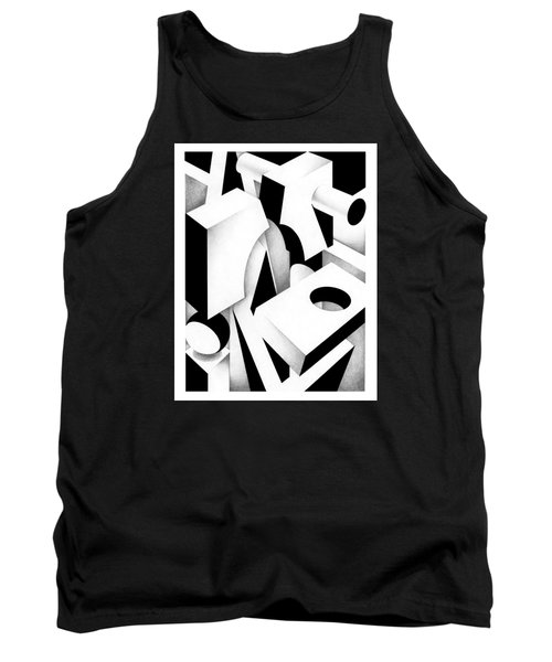 Archtectonic 3 Tank Top