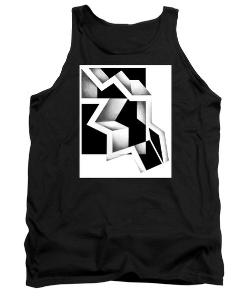Archtectonic 5 Tank Top