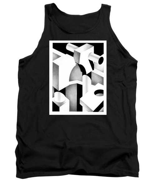 Archtectonic 6 Tank Top