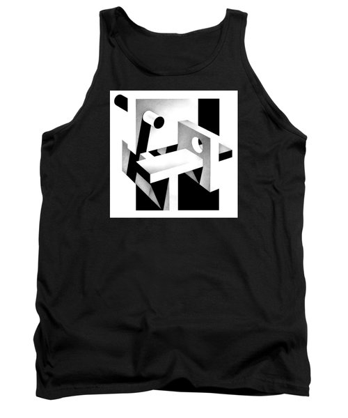 Archtectonic 7 Tank Top