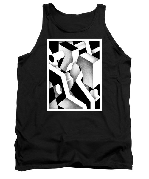 Archtectonic 9 Tank Top