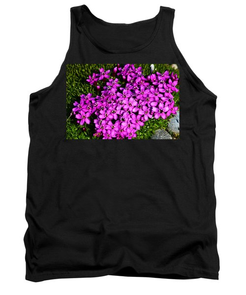 Arctic Wild Flowers Tank Top