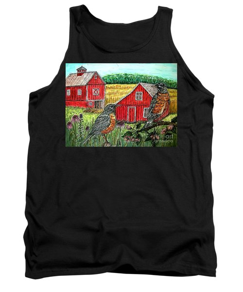 Are You Sure This Is The Way To St.paul? Tank Top by Kim Jones