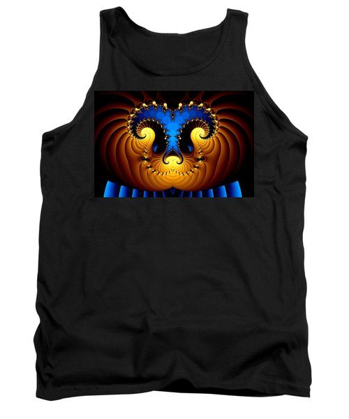 Tank Top featuring the digital art Aries by Svetlana Nikolova