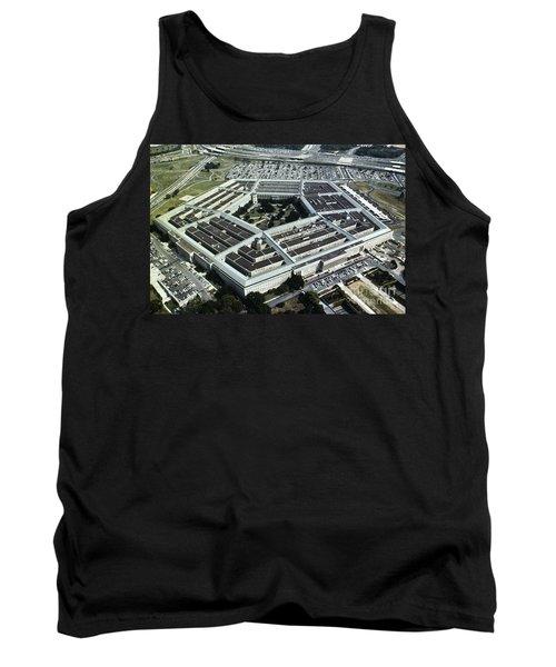 Arlington: Pentagon Tank Top