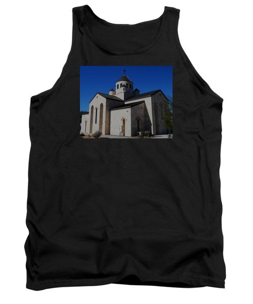 Armenian Church 2 Tank Top