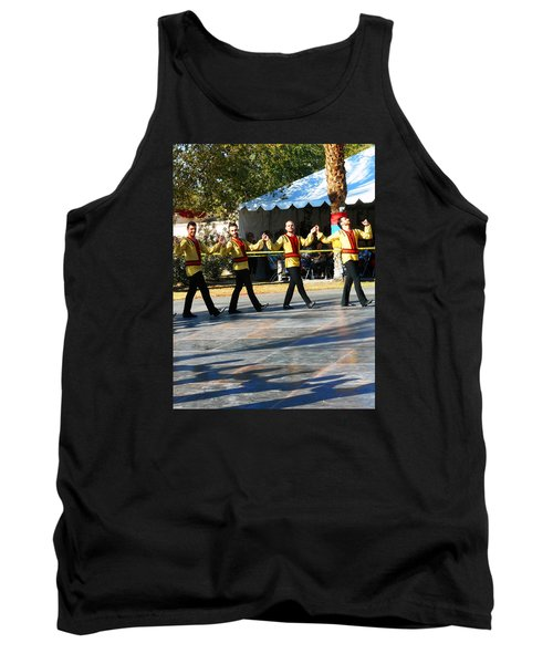 Armenian Dancers 7 Tank Top