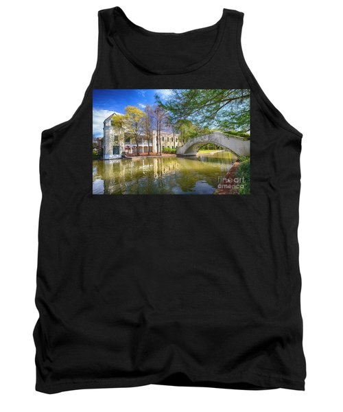 Armstrong Park, New Orleans, La Tank Top