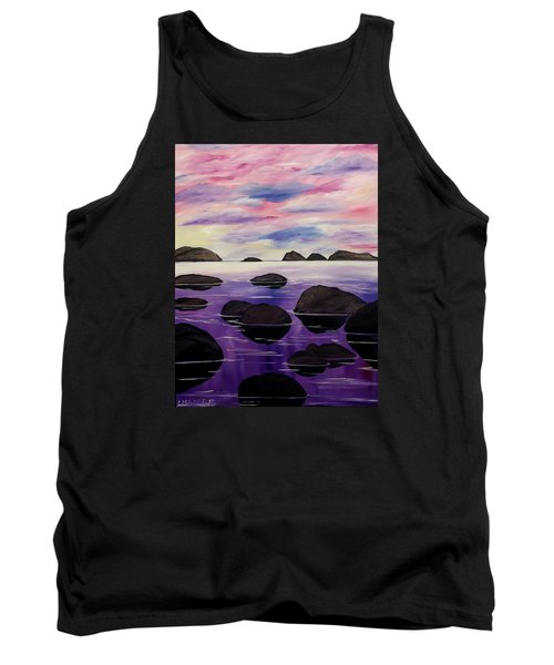 Around This Love Tank Top by Lisa Aerts