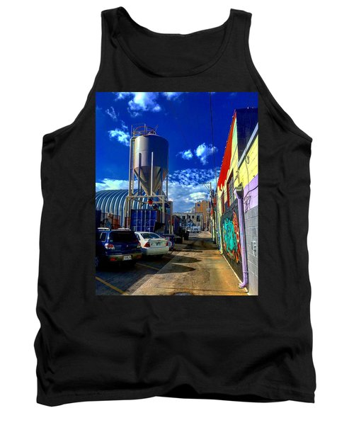 Art In The Alley Tank Top