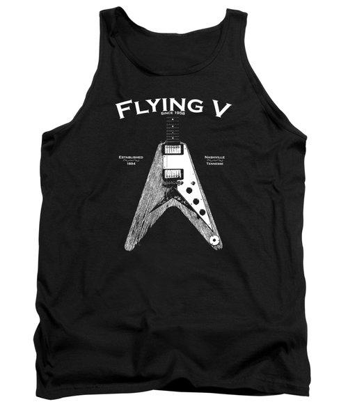 Gibson Flying V Tank Top