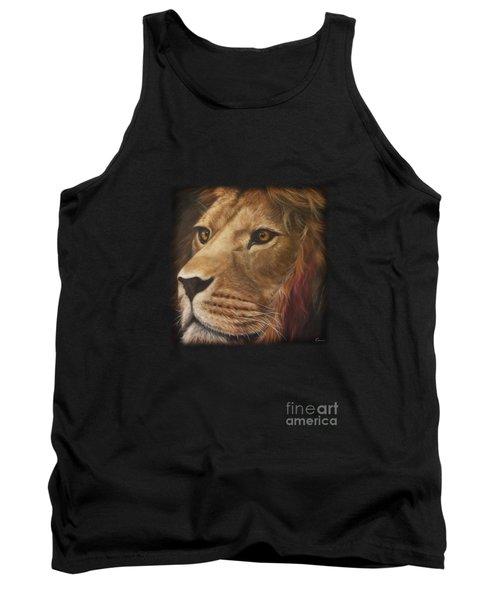 Kindness Lion Tank Top
