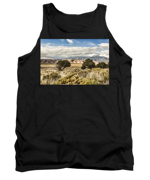 Great Sand Dunes National Park And Preserve Tank Top