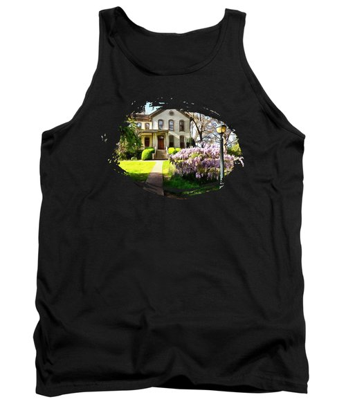 The Bush House Tank Top