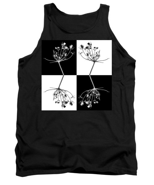 Organic Enhancements 9 Tank Top by Paul Davenport