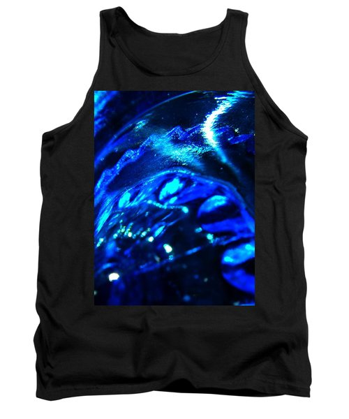Glowing Glass Beauty Tank Top