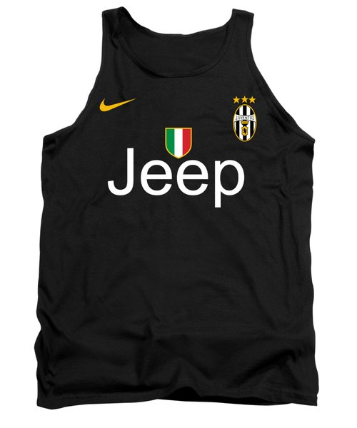 Juventus Football Club Tank Top