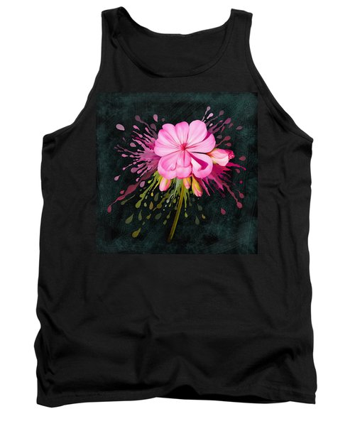 Color Eruption  Tank Top