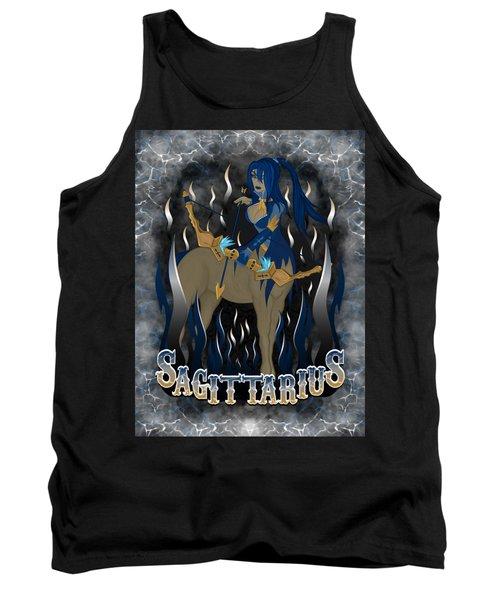 The Archer Sagittarius Spirit Tank Top