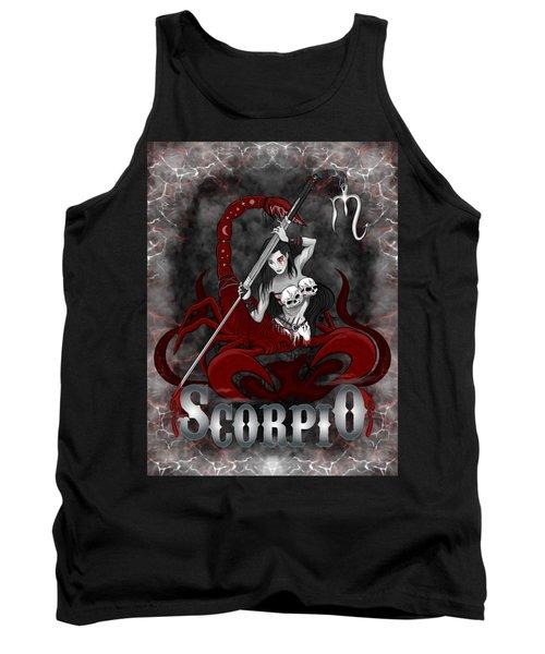 The Scorpion Scorpio Spirit Tank Top
