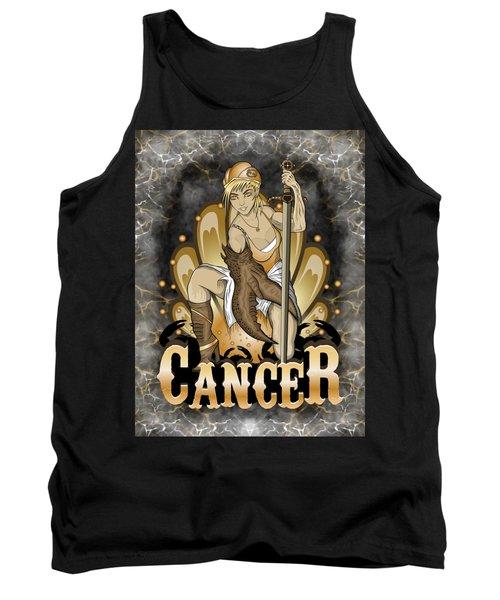 The Crab Cancer Spirit Tank Top