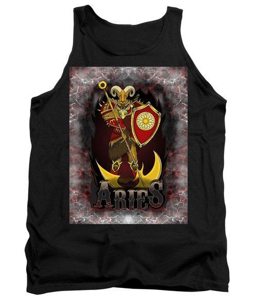 The Ram Aries Spirit Tank Top