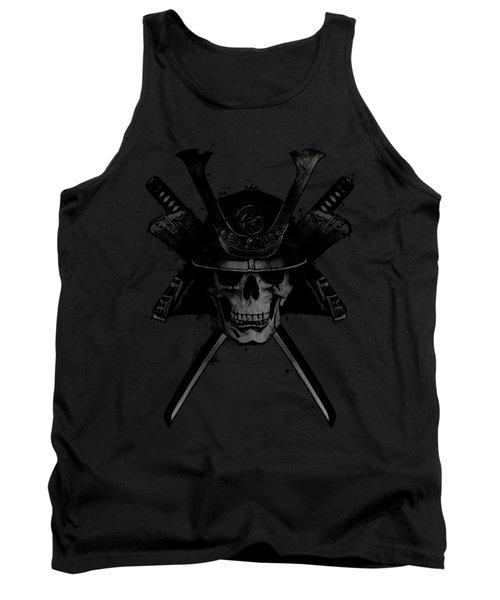 Samurai Skull Tank Top