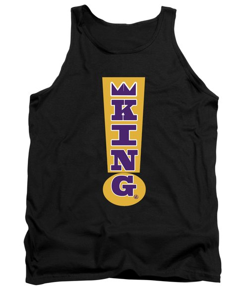 King Exclamation Point Tank Top