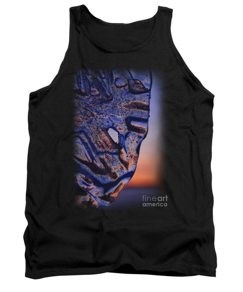 Tank Top featuring the photograph Ice Lord by Sami Tiainen