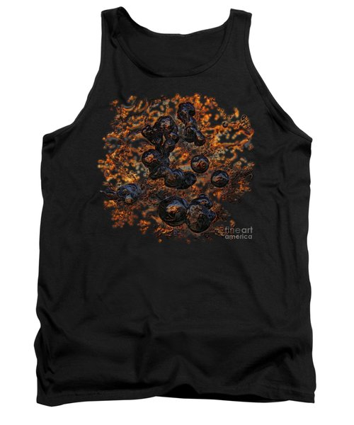 Volcanic Tank Top by Sami Tiainen