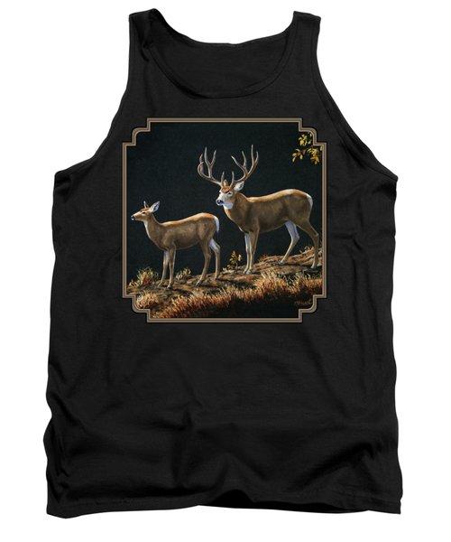 Mule Deer Ridge Tank Top