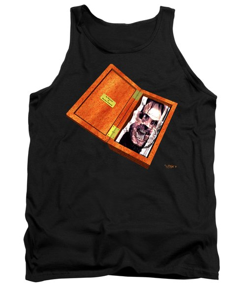 Jack In The Box Tank Top