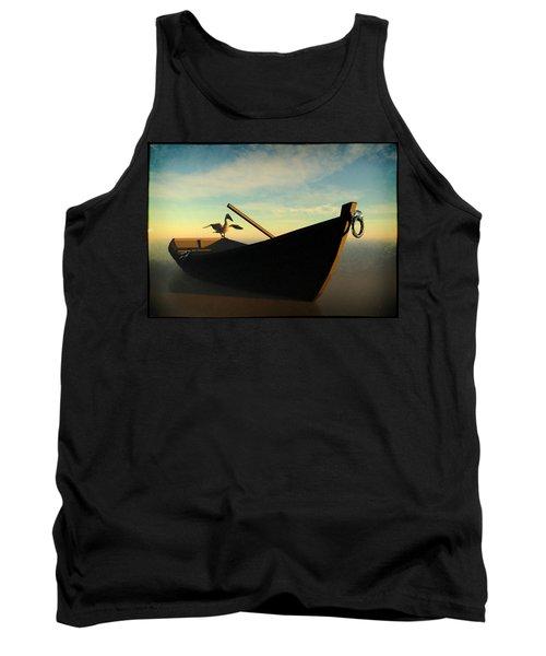 Ashore... Tank Top by Tim Fillingim