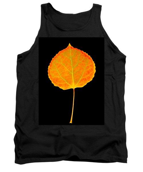 Aspen Leaf Glory Tank Top