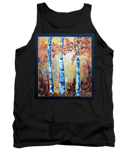 Aspens In Glow Tank Top