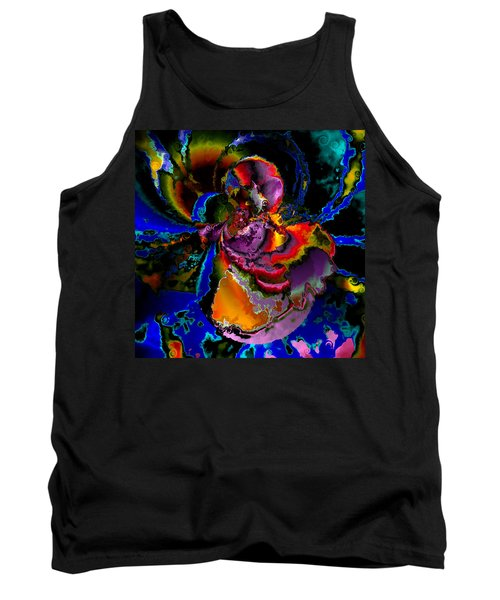 Assault By The Blues Tank Top