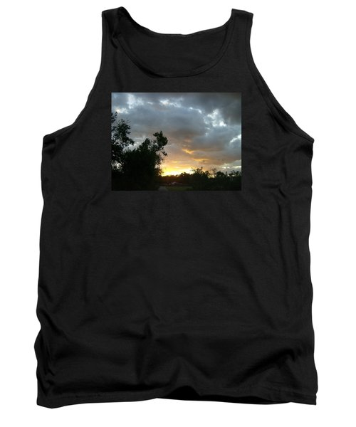 Tank Top featuring the photograph At Daybreak by Skyler Tipton