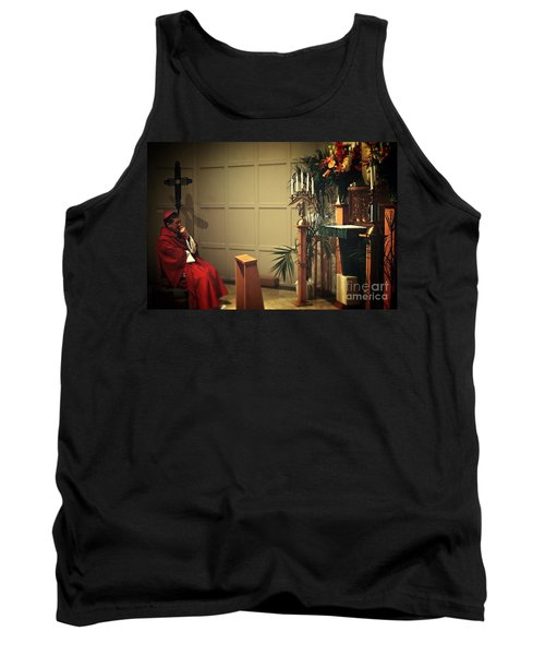 At The Heart Of Everything Tank Top