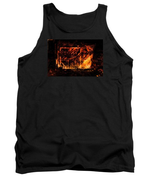 At The Theater Tank Top