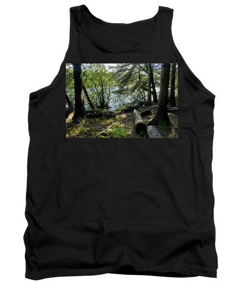 At The Water Edge. Tank Top
