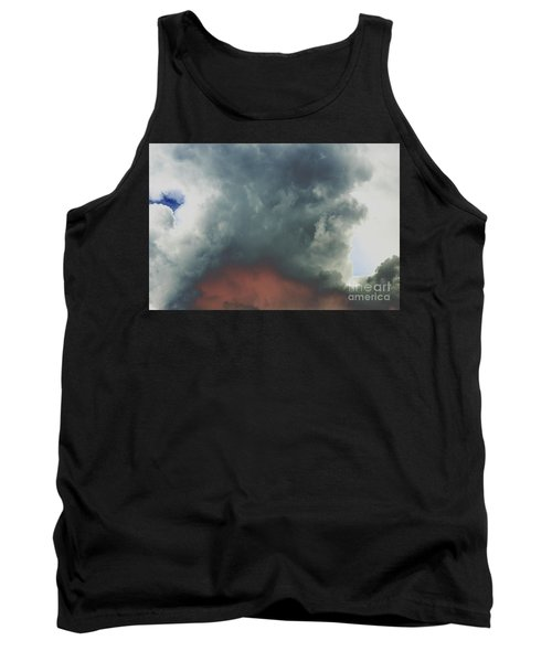 Atmospheric Combustion Tank Top by Jesse Ciazza
