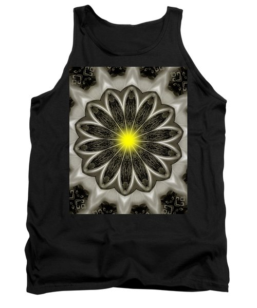 Tank Top featuring the photograph Atomic Lotus No. 2 by Bob Wall