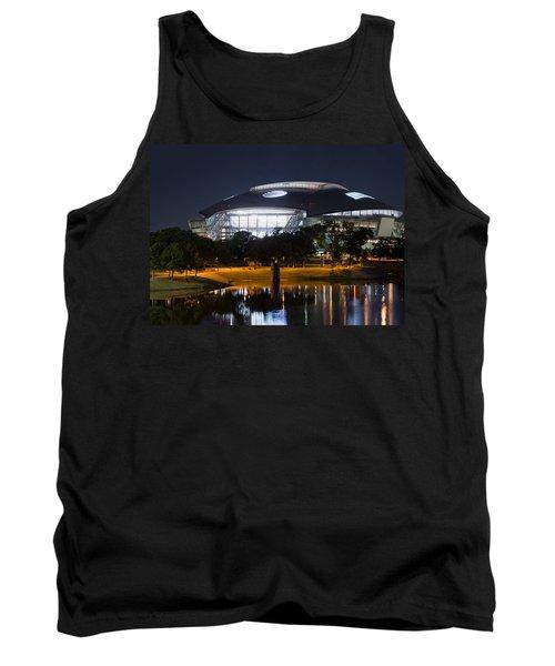 Dallas Cowboys Stadium 1016 Tank Top