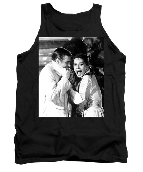 Audrey Hepburn As Holly Golightly Tank Top